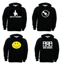 funny Hoodies / OLD SKOOL  designS /unisex any color !! any size !!