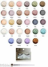e.l.f. Mineral Eye Shadow PICK YOUR COLOR w/Natural Black Lash & Brush ELF NEW!