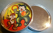 1950s Made in JAPAN Tin Dexterity Puzzle with Mirror - Choice of 6