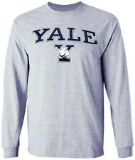 Yale Shirt T-Shirt University Sweatshirt Hoodie Hat Vintage Law Pennant Apparel
