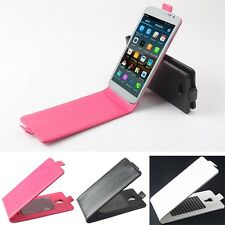 New 5 inch PU leather Protective Flip Cover Case For Cubot P9 Android SmartPhone
