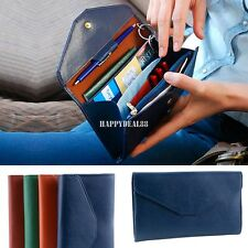 Women Wrist Wallet Purse Pouch Case Bags Wristlet for Cell Phone iphone Galaxy S