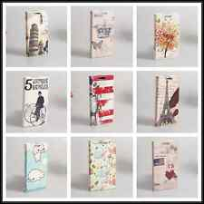 Classic Vintage Cute PU Leather wallet slot Cover Case For Nokia Lumia 630 635