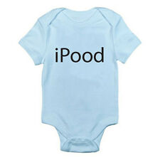 iPood - App / Phone / Humorous / Novelty / Funny Themed Baby Grow / Suit