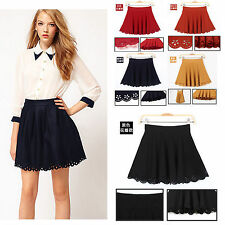 Fashion Women's Sexy MINI SKIRT Slim Seamless Stretch Tight Short Fitted Skirts