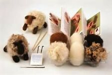 Lorna's Wool Needle Felting Kits in a Variety of Animals