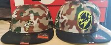 Nike Foamposite Pro Army Camo Camouflage Penny V Hat Cap Snapback