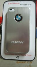 BMW Practical Ultra-Thin Aluminium Metal Case Cover For Iphone4/4S IPhone5/5S