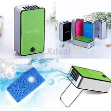 XD#3 Mini Portable USB Rechargeable Hand Held Air Conditioner Summer Cooler Fan