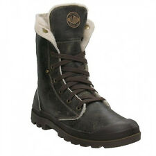 Palladium Baggy Cuir S Homme Chaussures Bottes Taille 40-46 Cuir Marron