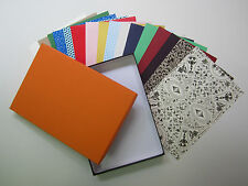 A4 Card & Paper Pick 'n' Mix, Pearl, Parchment, Glossy, Matte, Pattern, Craft