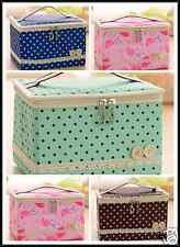 2014 New Fashion Travel Toiletry Wash Cosmetic Bag Makeup Storage Case Hanging
