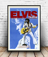Elvis the movie  : Old Film Poster reproduction
