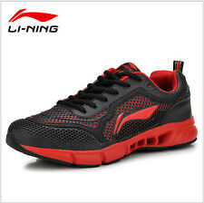 Hot New Li-Ning Men's Breathable Rubber Sole Soft Running Sport Casual Shoes