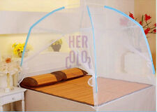 Summer Portable Folding Mosquito Bar Bed Net Mesh Tent Freestand