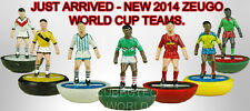 2014 WORLD CUP TEAMS. ZEUGO TABLE SOCCER & TABLE FOOTBALL. LIKE SUBBUTEO