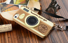 TOKYO Duffy bear spring voyage retro camera mobile phone case for iphone5/5S/5C