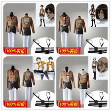 Training Corps Attack On Titan Cosplay Costume Full Set