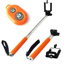 SELFIE Wink Monopod Extendable Handheld Holder Bluetooth Remote Control Shutter