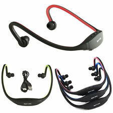 Sports Wireless Bluetooth NeckBand Headphones Earphones Gym For iPhone Samsung