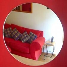 Circle Mirrors (3mm Acrylic Mirror, Several Sizes Available)