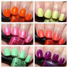 OPI Nail Varnish Glitters and Colours ***NEW*** PERFECT FOR SUMMER!!