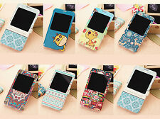Window View Flip Wallet Case Cover for Samsung Galaxy Note 3 Neo N7505 N7502