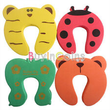 1/3Pcs Cute Baby Door Stopper Safety Finger Guard Protecto RT