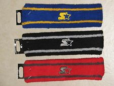 3 Unisex Sports Cotton Headbands Sweat Band Sweatbands Head Band 3 colors
