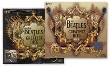 THE BEATLES - Greatest Hits volume 1 and volume 2 (4 CDs) [Black & Yellow]