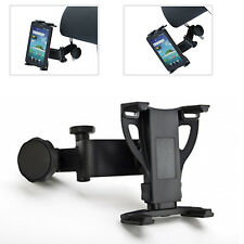 ADJUSTABLE CAR BACKSEAT HEADREST MOUNT HOLDER FOR VARIOUS TABLETS EBOOK READERS