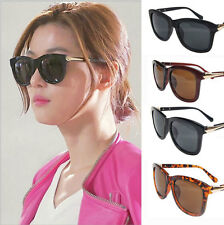 Hot Women's Retro  Cat Eye Designer Fashion Shades 4 Color Frame Sunglasses