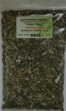 PREMIUM RED RASPBERRY LEAVES  -DUAL CERTIFIED ORGANIC-TEA-HEALTH-MATERNITY CRAMS