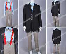 Who Is The Second Dr The 2nd Doctor Man Uniform Outfits Cosplay Costume Amazing