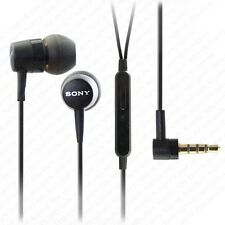 Authentic Genuine Sony MH750 Stereo Handsfree Earphone With Remote and Mic