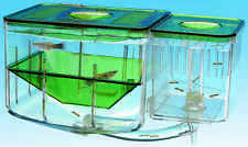 AQUARIUM NURSERY HATCHERY FISH FRY BREEDING BABY TANK  AIR PUMP  AIRLINE OPTION