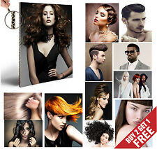 HAIR SALON, HAIRDRESSER, BARBER, HAIRSTYLE POSTER, Selectable 30 A4 HQ Art Print