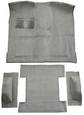 Replacement Flooring Set (Complete) for 74-81 Plymouth Trailduster 2739-160