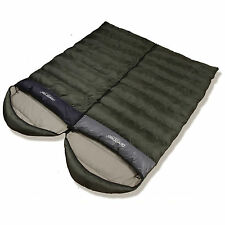 Mixmaster Sleeping bag -15 Camping Backpacking Double Couple Lightweight Travel