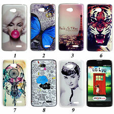 Sexy Marilyn Monroe Hard Snap-On Case Cover For LG OPTIMUS L70 MS323 EXCEED 2 II