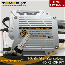 SPORTIVA HID XENON H7 AC DIGITAL SLIM 55W MIDAS CONVERSION KIT W/ RELAY HARNESS