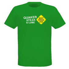 Quaker Steak And Lube Best Chicken Wings USA T Shirt