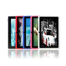 "New 8GB 7"" Q88 Capacitive Android 4.2 Tablet 1.5GHz Cortex A7 Wifi A23 3G dongle"