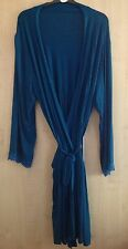 LADIES EX STORE JERSEY DRESSING GOWN/ROBE UK SIZES 8/10, 12/14, 16/18, 18/20