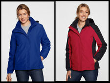 Lands' End- 3-in-1 Women's Squall Jacket $129 NIP