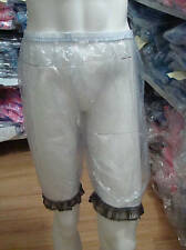 Unisex PVC Comfort Pants Adult Baby New #P011-7T