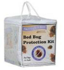 Protect-a-Bed bed bug protection pack for mattress, boxspring, pillow. twin XL