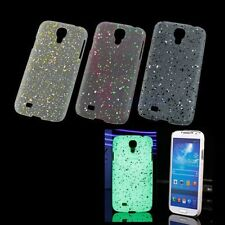 3 Colors Luminous Glow in Dark Case Cover For Samsung Galaxy S4 IV i9500 Coque