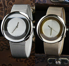 Women Girls Ladies Bracelet Watch Stainless Steel Fashion Quartz Wrist Watches