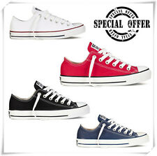 Trendy Men's Low Top Sport Athletic All Stars Canvas Optical Hot Sneakers Shoes